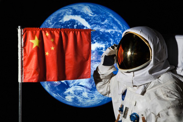 Китай отправит в космос 100 ракет за