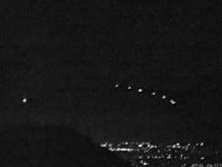 НЛО над Фениксом в 1997 году так и осталось неразгаданной загадкой