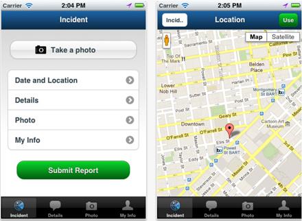 """Паранойя: Власти США выпустили мобильное приложения для всех желающих """"настучать"""" о чем-то подозрительном"""