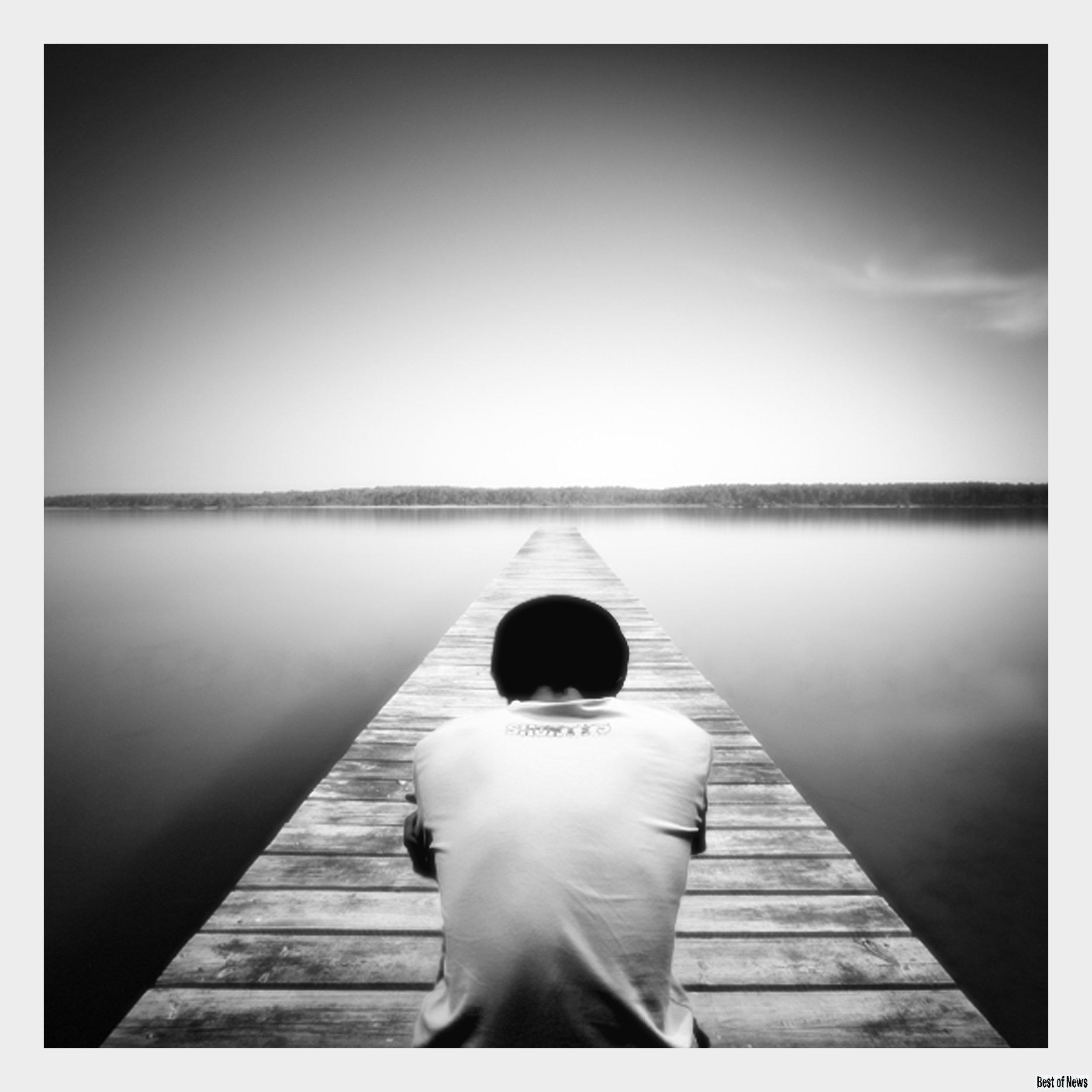 Своим здоровьем именно одиночество