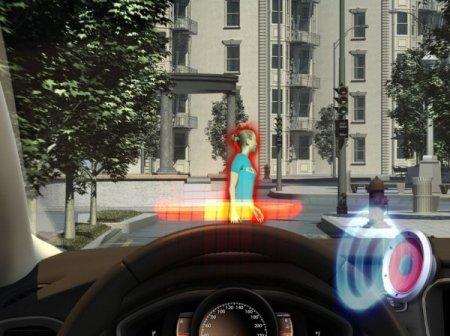 Подушка безопасности смягчит судьбу пешеходов