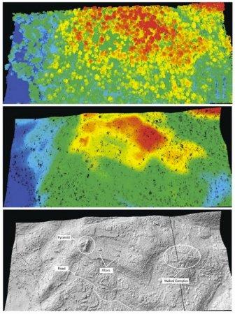 Лазерный радар может революционизировать археологию
