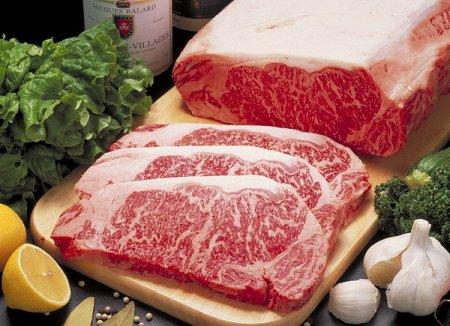 Красное мясо убивает