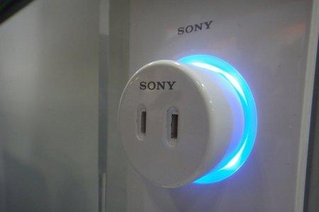 Sony анонсировала концепцию «умных» электрических розеток