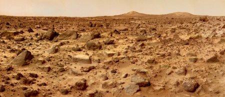 Ученые уверены что жизнь зародилась на Марсе