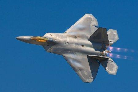Наконец-то модернизирована аварийная кислородная система истребителя F-22