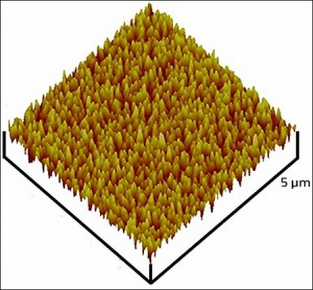 Разработан простой и дешёвый метод получения мягких магнитных плёнок для микроволнового применения