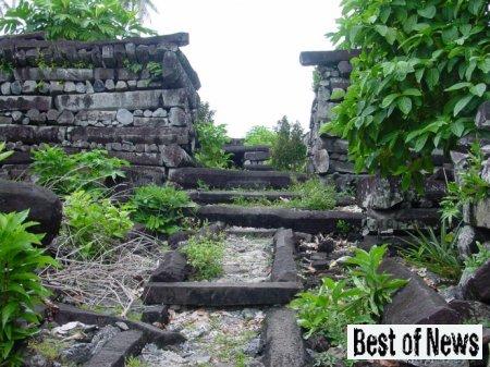 Потрясающий остров Понапе – легенда, которая стала явью
