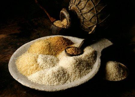 Белый рис увеличивает риск развития диабета второго типа