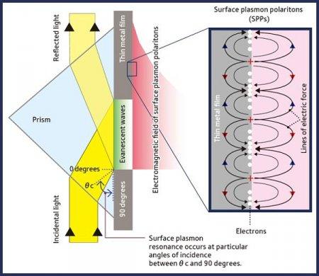 С помощью плазмонов впервые созданы многоцветные голограммы