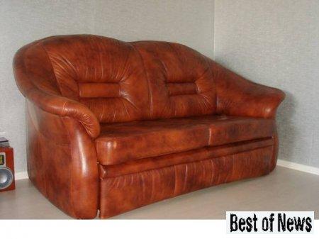 Как поддерживать кожаный диван в идеальном виде?