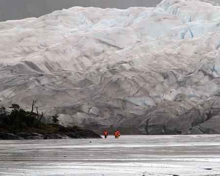 На здоровье ледников влияет не только температура, но и осадки