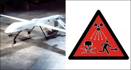 Атомный БПЛА, к счастью, не полетит