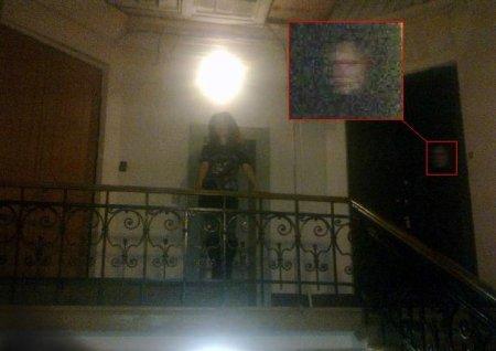 В подъезде Гурченко засняли ее призрак?