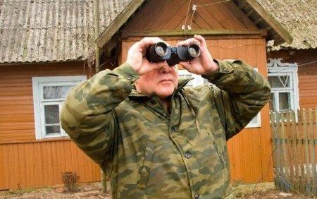Белорусскую деревню регулярно посещает НЛО