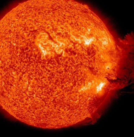 Перемена солнечного климата приведёт к ухудшению космической погоды