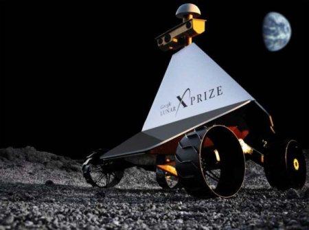 Частный луноход на частной ракете высадится на Луне в 2015 году