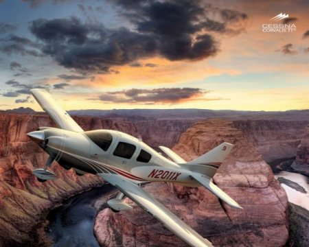 Cessna объявила о выходе нового Corvalis TTX