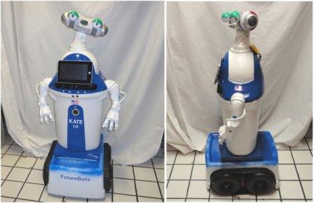 Робот-няня нового поколения