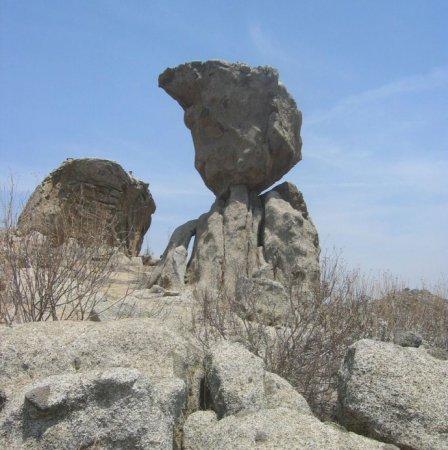Тайна балансирующих камней