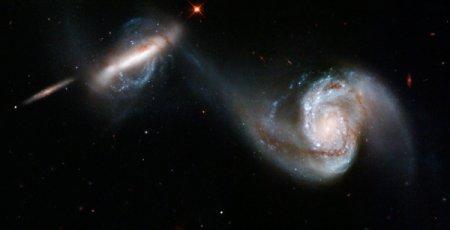 В прошлом Млечный Путь мог столкнуться с другой галактикой