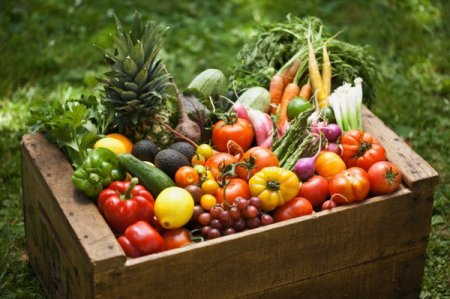 Овощи и фрукты снижают риск развития диабета второго типа