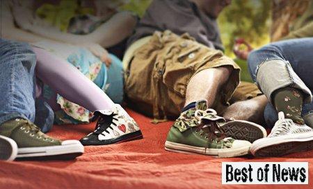 Модная мужская и женская обувь 2013