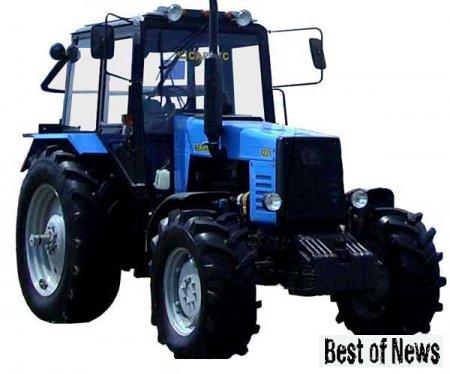 МТЗ Беларус – лучший трактор