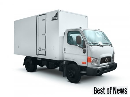 Модельный ряд Hyundai HD