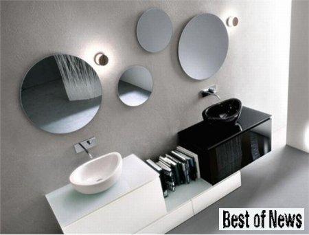 Чем отличается зеркало для ванной