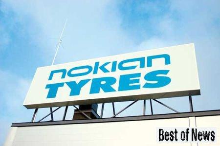 Nokian новый лидер российского шинного рынка