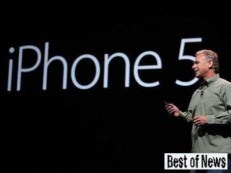 Новый Iphone 5 от Apple