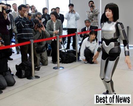 Роботы скоро будут работать вместе с людьми?
