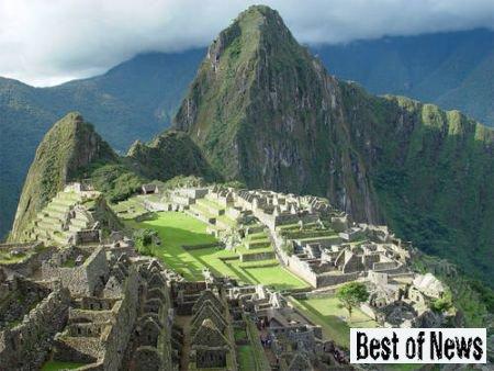 Древняя столица инков