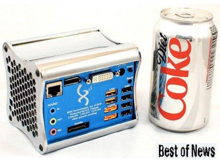 Новые компактные компьютеры Xi3