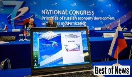 Приоритеты развития экономики РФ