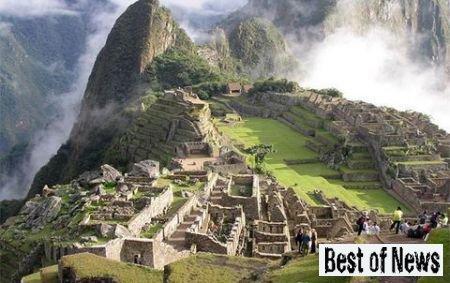 Мачу-Пикчу главная тайна Перу