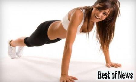 Почему полезно заниматься фитнесом