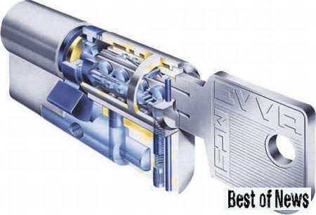 Инновационные дверные замки и личинки к ним от компании Mul-t-lock