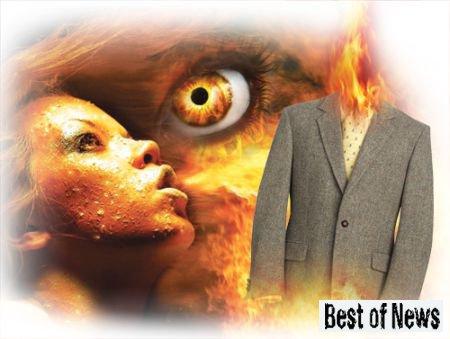 Ученые объяснили феномен самовозгорания людей