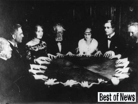 Сеанс спиритизма и его ужасы