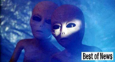 Загадочный космос Инопланетяне