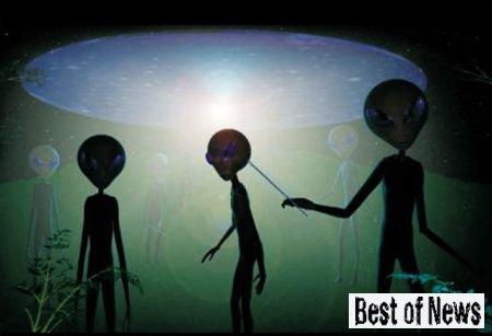 Уфология нло встреча с пришельцами