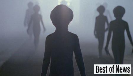 Послание инопланетян и гибридное потомство