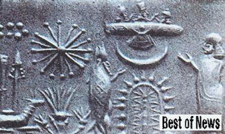 История древнего города Аннунаков
