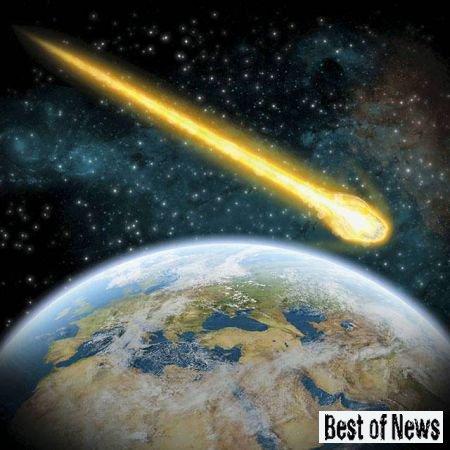 Астероид Апофис передвинули в 2012 году