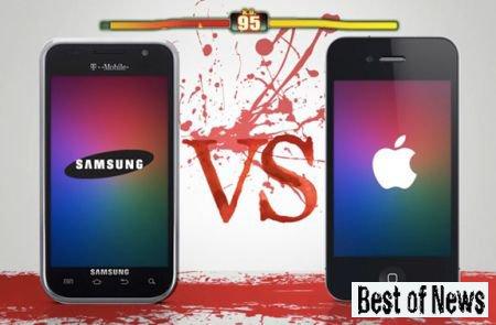 Что лучше: смартфон Apple или Samsung
