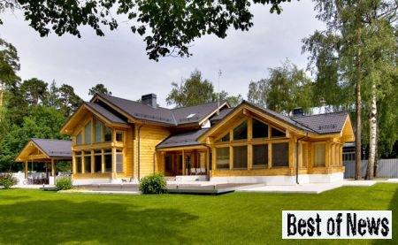 Строительство, проекты и дизайн деревянных домов