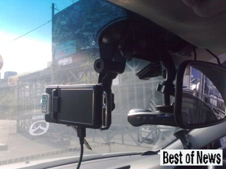 Автомобильный Full HD видеорегистратор F900LHD