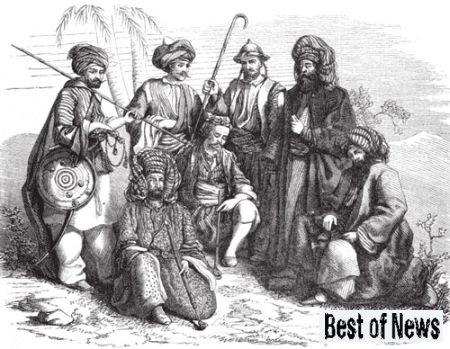 Пример исторической формы свободомыслия
